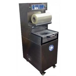 TS-550 GAS & VAC, stroj za zapiranje posodic