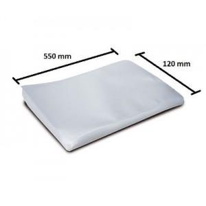 Vrečke za vakumiranje - pakiranje živil 120x550 mm