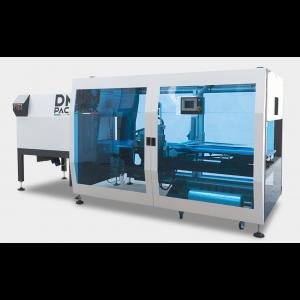 DM PACK - STAR EVO, Pakirni stroj za pakiranje v termo folijo (polrokav) z neskončnim vzdolžnim varjenjem
