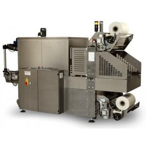 """GRAMEGNA MS 90, Polavtomatski stroj za pakiranje izdelkov po sistemu """"bundle"""""""