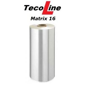 Termoskrčljiva folija TECOLINE MATRIX 16